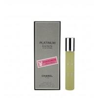 Chanel Egoist Platinum