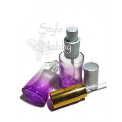 Флакон спрей для духов 30 мл фиолетовый